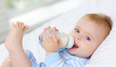 Sữa cho bé 1 tuổi tăng cân nhanh chóng tốt nhất hiện nay
