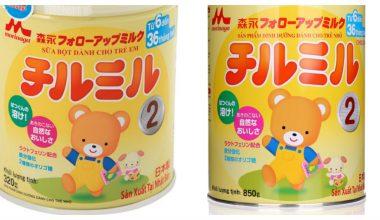 Sữa Morinaga số 2 bị bọt, có mùi tanh có phải là sữa giả không?