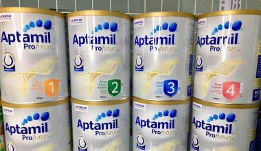 Sữa Aptamil khuyến mãi tháng 9/2019 duy nhất tại Kids Plaza