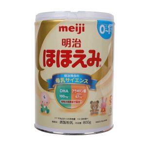 Sữa Meiji số 0 800g dạng bột