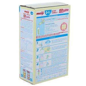 Sữa bột Meiji Infant Formula EZcube 432g