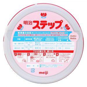 Sữa Meiji số 9 Nhật